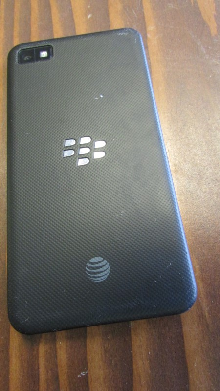 AT&T BLACKBERRY SMART PHONE Z10