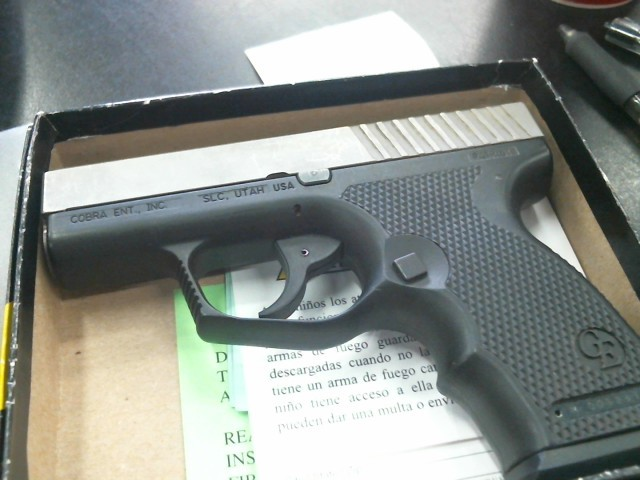 COBRA FIREARMS Pistol PATRIOT45B