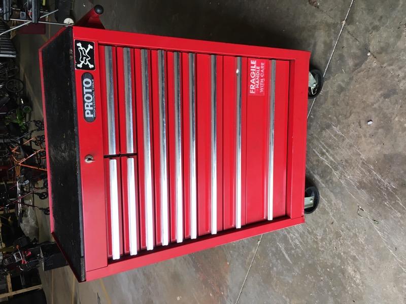 PROTO 11-DRAWER TOOLBOX J442742