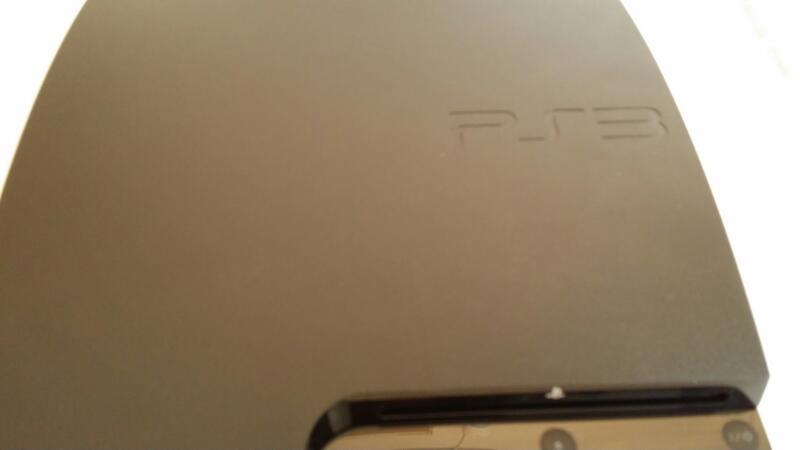 Sony PS3 Playstation 3 Slim 320GB Console - Camo Controller Bundle