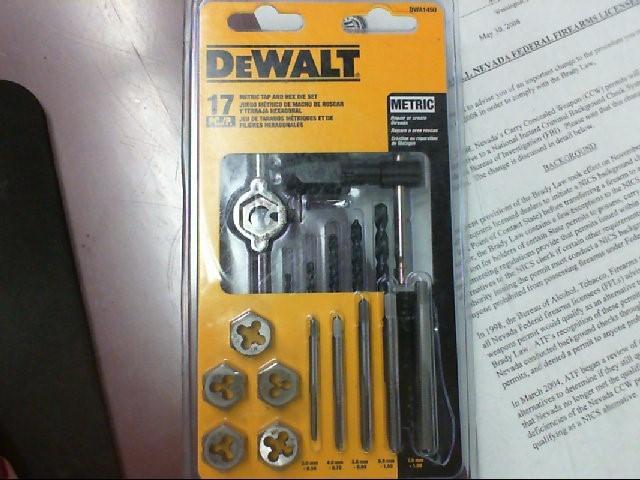 DEWALT Clamp/Vise Metric DWA1450 NIB