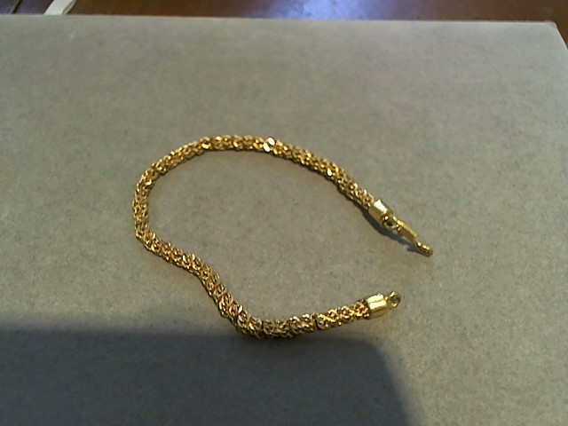 Gold Bracelet 22K Yellow Gold 10.7g