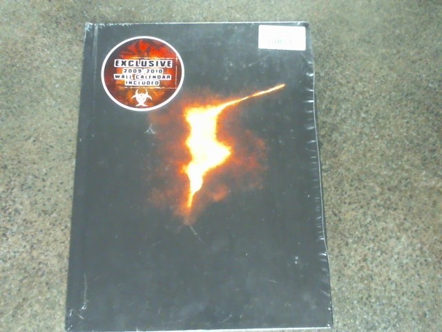 RESIDENT EVIL 5 STRATEGY GUIDE