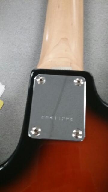 PEAVEY Bass Guitar MILESTONE IV