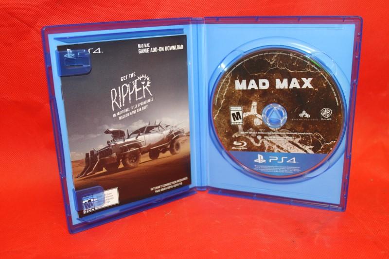 Mad Max (Sony PlayStation 4, 2015)