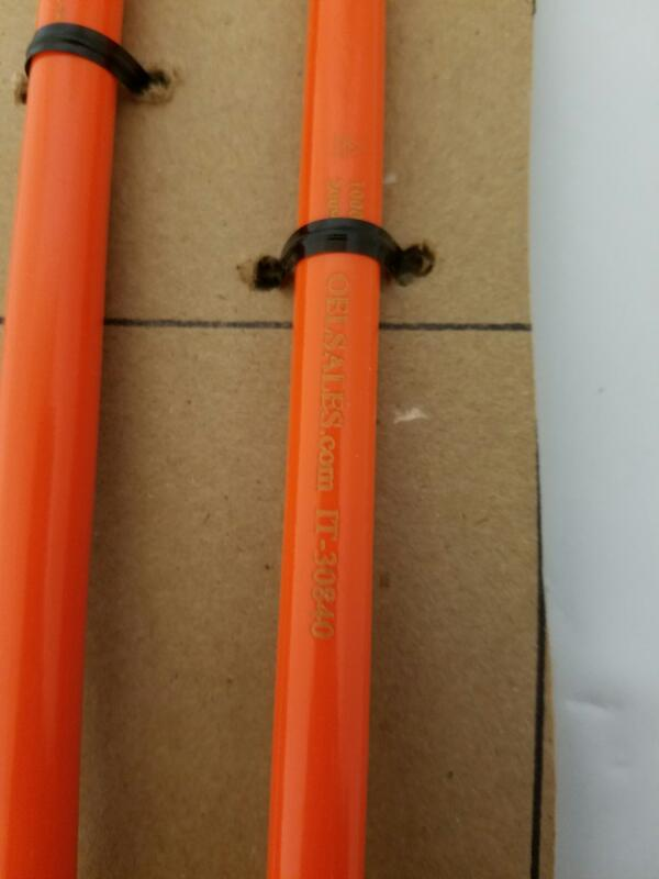 OEL Double Insulated Screwdriver Set 1 Phillips & 1 Flathead