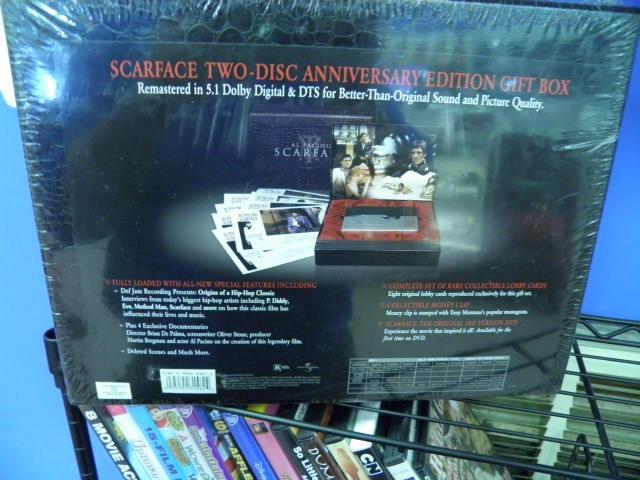 Scarface Collectors Edition DVD Set