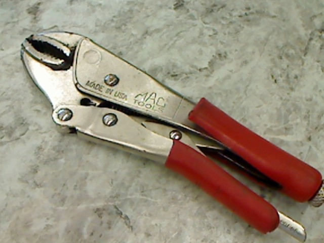 MAC TOOLS LP7C LOCKING PLIERS