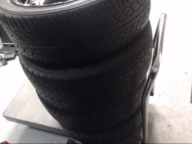 "FORTE Tire 20"" RIMS"