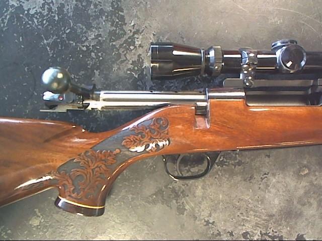 WEATHERBY Rifle MARK V LAZERMARK