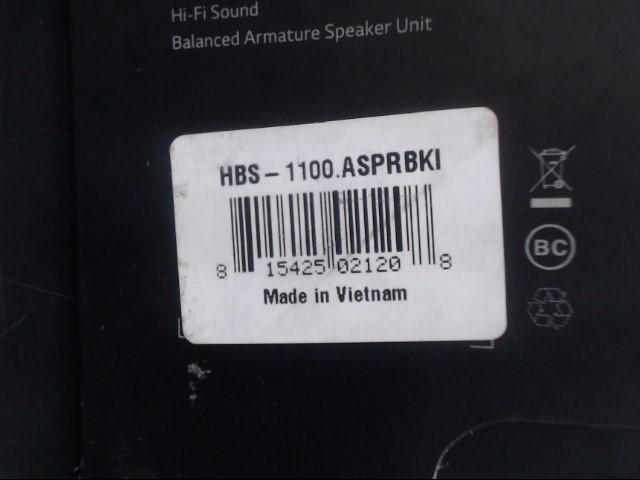LG Headphones HBS-1100