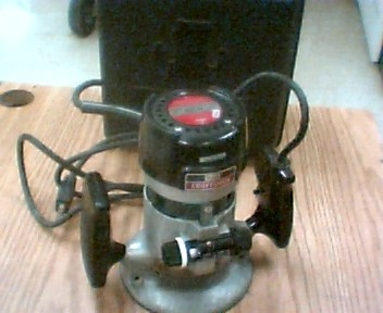 CRAFTSMAN Router ROUTER 315.17381
