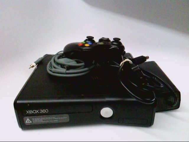 XBOX 360 SYSTEM 250 GB HDD