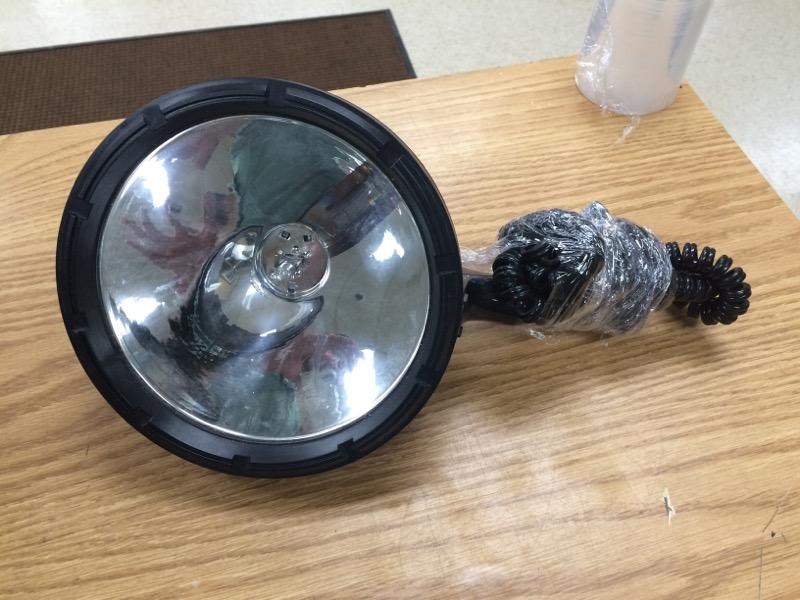 COLEMAN Flashlight MULTI-MOUNT 12V SPOTLIGHT