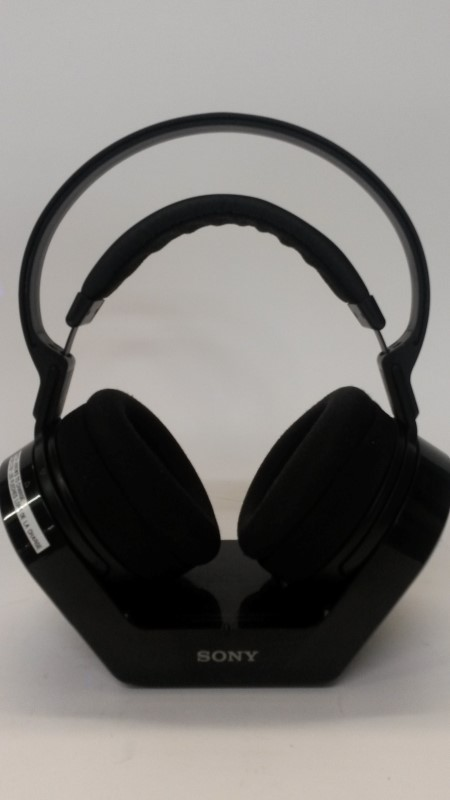 SONY Headphones MDR-RF925RK HEADPHONE NIB