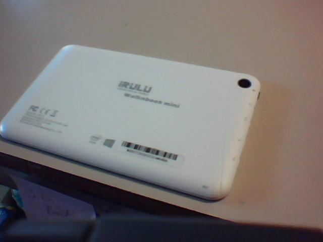 IRULU Tablet WALKNBOOK