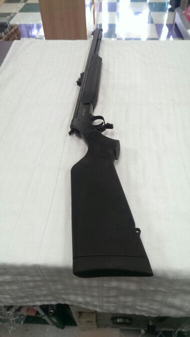 CVA Cap & Ball WOLF 50 CAL BLACK POWDER