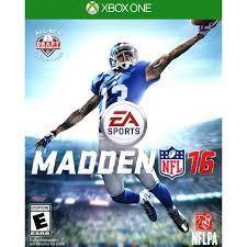 XBOX One: Madden 16