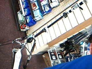PEARL H-930 Hi Hat Stand Demon Footboard Demonator