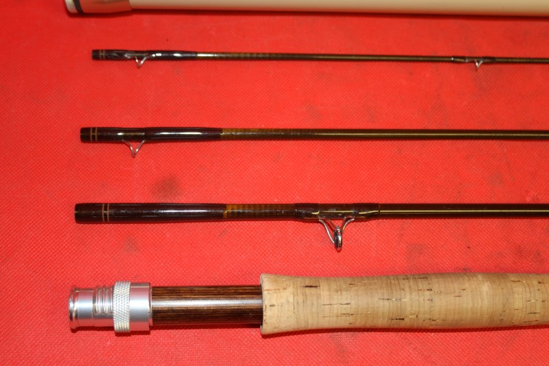 """Sage 490-4RP Graphite II **#4Line** 9'0"""" 3 **3/8 oz.** **See Pictures!!!!!!!!!**"""
