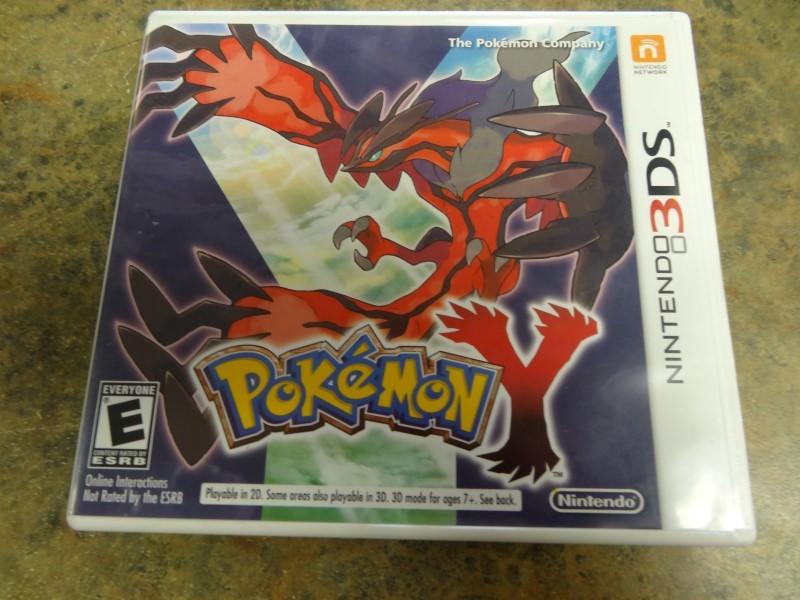 NINTENDO Nintendo 3DS Game POKEMON Y