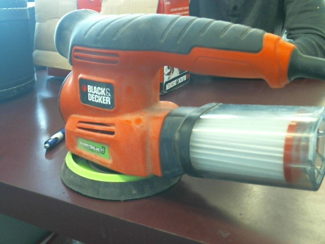 BLACK&DECKER Spindle Sander MS2000