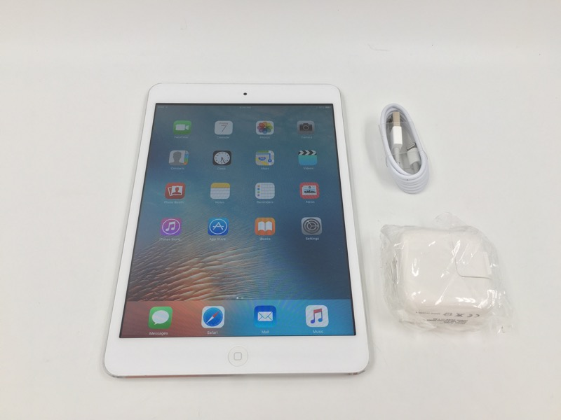 APPLE IPAD MINI 1ST GENERATION MD531LL/A 16GB WHITE (WI-FI)