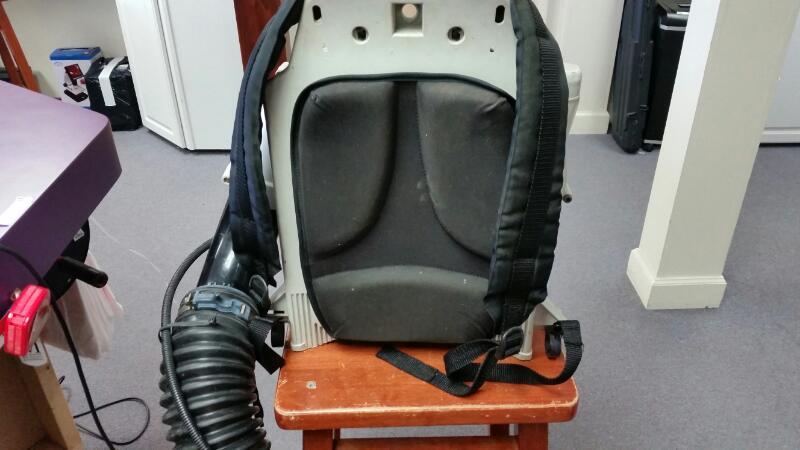 STIHL BR340 BACK PACK STYLE LEAF BLOWER
