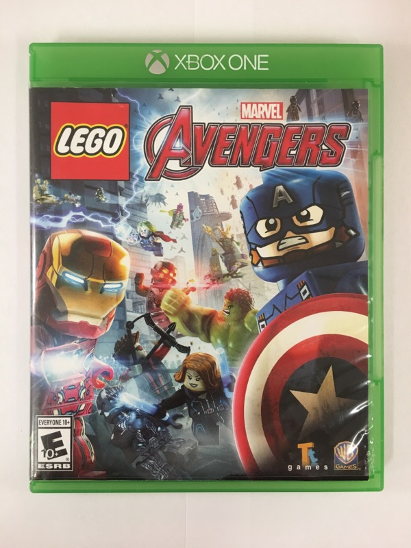 Lego Marvel Avengers for Xbox One