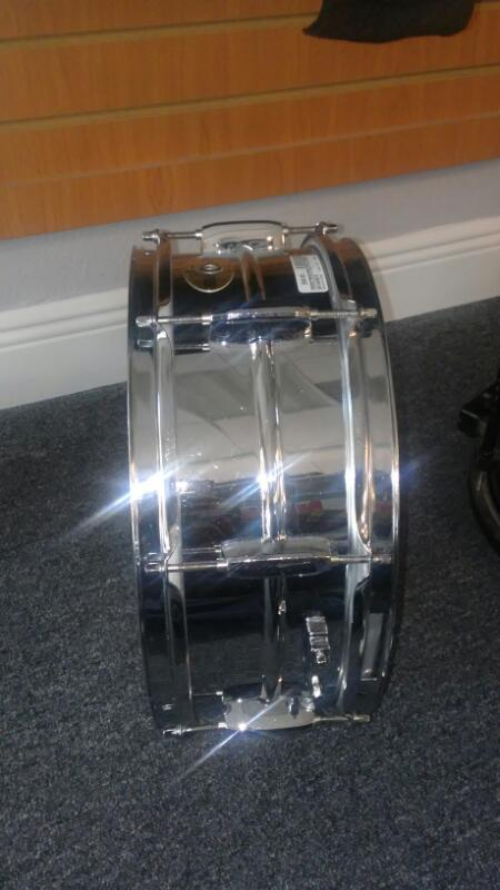 PEARL Drum STEEL SHELL SNARE
