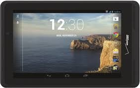 VERIZON Tablet 4G LTE QMV7B