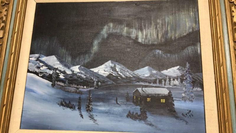 WINTER NIGHT BY B ERVIN 75