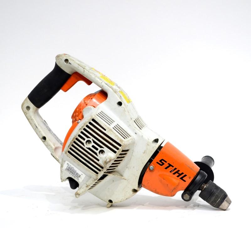 Stihl BT 45-Z Hand Held Gas Powered Drill/Auger 2-Cycle Tested>