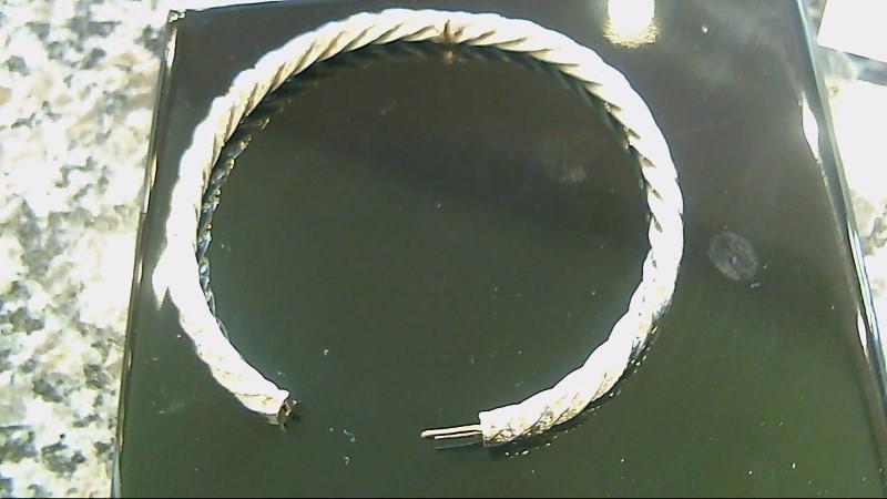 Gold Fashion Bracelet 14K Yellow Gold 8g