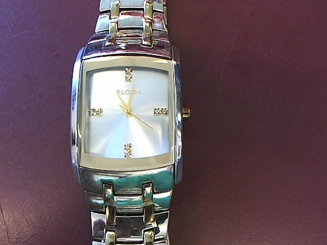 ELGIN WATCH CO Gent's Wristwatch FG9061ST
