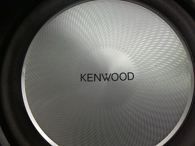 KENWOOD 12 INCH SUBWOOFER