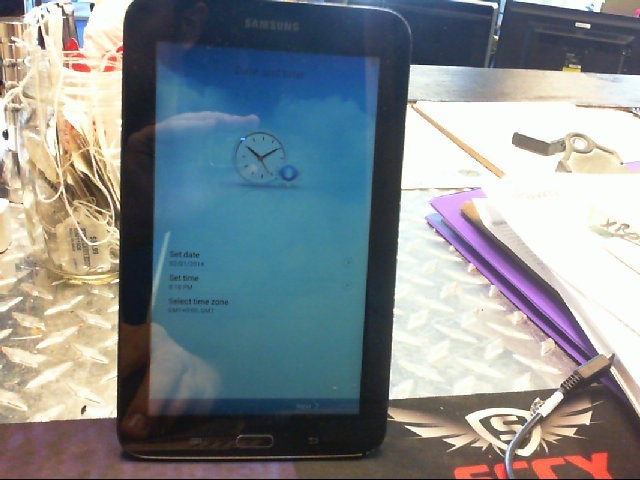 SAMSUNG Tablet CE0168