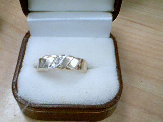 Gent's Gold Ring 14K Yellow Gold 3.6g
