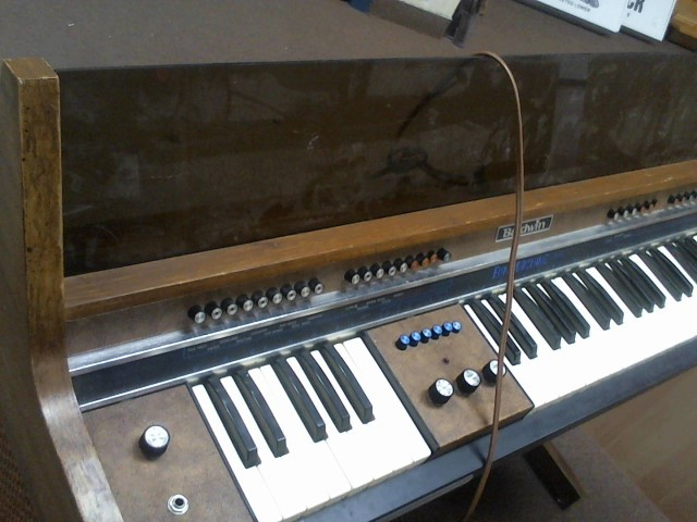 BALDWIN Piano/Organ FUN MACHINE FUN MACHINE