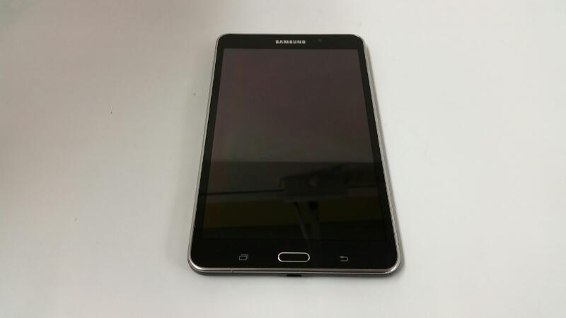 "SAMSUNG GALAXY TAB 4 - SM-T230, 8GB, WIFI ONLY, 7"" Tablet"