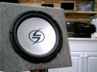 Car Audio SUB 12""