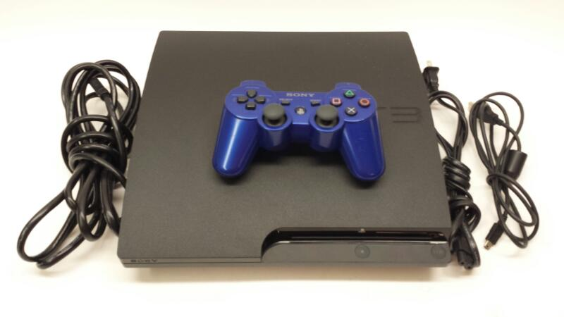 Sony PlayStation 3 System 160GB