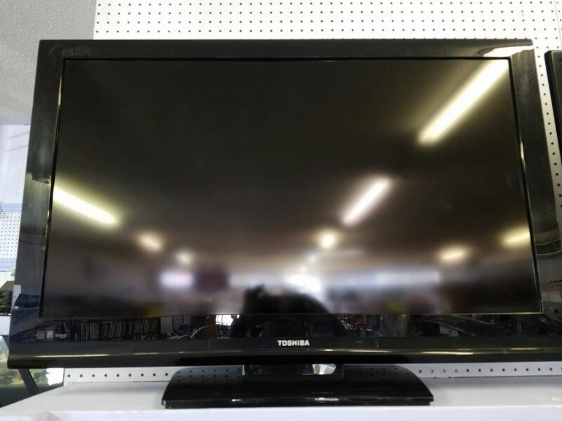 TOSHIBA Flat Panel Television 40RV525R