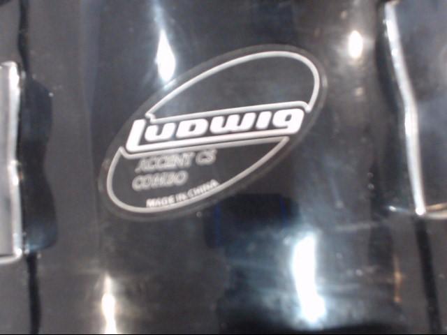 LUDWIG Drum ACCENT CS CUSTOM SNARE