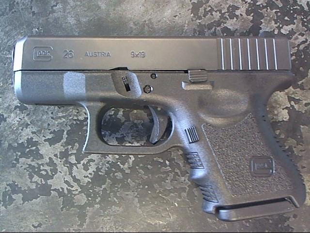 GLOCK Pistol 26