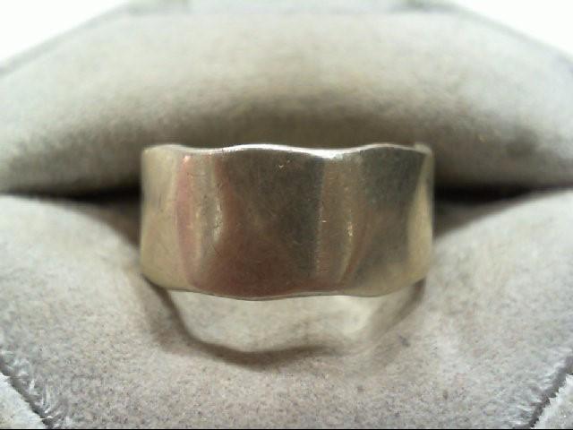 Lady's Silver Wedding Band 925 Silver 8.6g