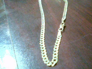 "20"" Gold Chain 10K Yellow Gold 6g"