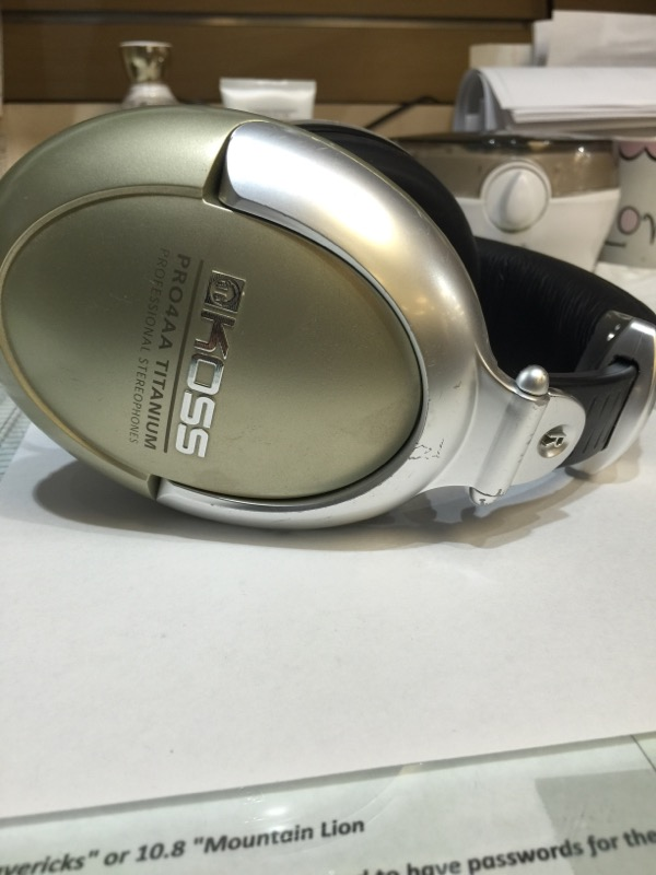 KOSS Speakers/Subwoofer PRO4AA