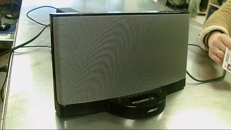BOSE SOUNDDOCK SERIES II (NO REMOTE)