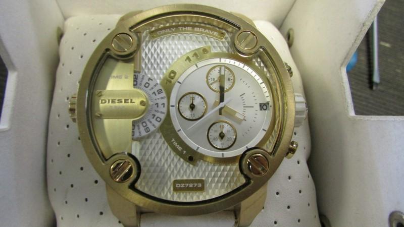 DIESEL Gent's Wristwatch DZ-7273